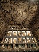 Colección arqueológica. Anahuacalli. Museo Estudio Diego Rivera. Coyoacán, Ciudad de México