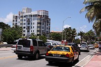 Collins Ave, Miami Beach, Florida, USA