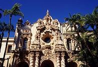 Casa del Prado, Balboa Park, San Diego, CA