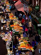 Moore Street Markets, Dublin, Ireland