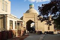 Taqi Sarrafon bazaar, Bukhara, Uzbekistan, UNESCO World Heritage Site