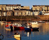 Portrush Harbour, Co Antrim, Ireland