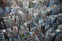 Tokyo City-Minato Ku District.