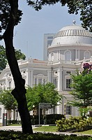 Singapore: the National Museum of Singapore