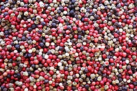 Mixed peppercorns full_frame