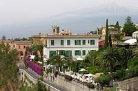Taormina, Messina province, Sicily, Italy