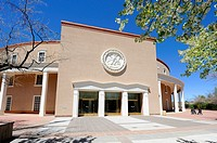 New Mexico State Capitol Building Santa Fe