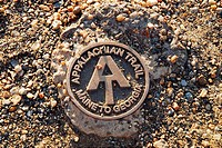 Appalachian Trail Marker