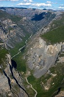 South Nahanni River, Nahanni National Park Reserve, Northwest Territories, Canada, North America