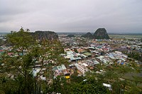 View from Marble Mountain, Vietnam, Indochina, Southeast Asia, Asia