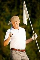 """Ã""""lterer Golfer"""