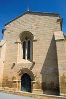 Santa María Aguiar, cistercian monastery declared National Monument, near to Figueira do Castelo Rodrigo, in Beira Alta of Guarda District  Portugal