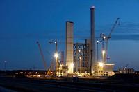 GDF SUEZ Energie Kraftwerk Oktober 2009