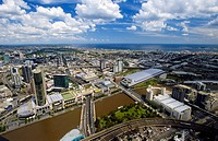 Victoria _ Melbourne _ Rialto view _ Towers observation deck