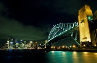 New South Wales _ Sydney _ Harbour bridge