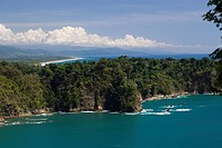 National park of Manuel Antonio