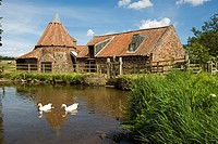Preston Mill nr North Berwick East Lothian Scotland