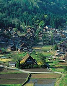 Shirakawa Village, Shirakawa, Gifu Prefecture, Japan