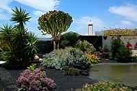 Cesar Manrique house, Lanzarote
