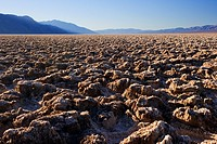 Devils golf course, Death Valley national park