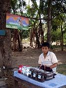 selling, coffee, boy, guatemala, person, people
