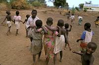 nyassa, person, metangula, mozambique, children, people