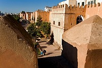 Tunez: Sfax  Walls of the medina