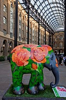 Hay's Galleria, London, England