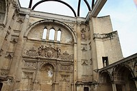 San Francisco church, Baeza, Jaen province, Andalusia, Spain