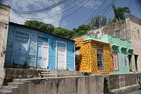 Dominican Republic, Santo Domingo, house, shack, Caribbean