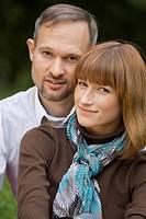 portrait vom liebespaar