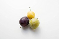 Plum, mirabelle and greengage