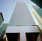 The Citygroup Center Building in New York City , USA