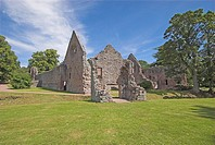 Dryburgh Abbey, Dryburgh Scottish Borders Scotland