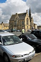 Stow-on-the-Wold, Cotswolds, UK