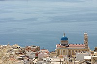 Agios Nikolaos Church, Ermoupolis, Syros, Cyclades, Greece