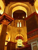 Madrasa Mausoleum of Sultan Qalawun, Al Mu´izz historic street, Cairo, Egypt