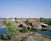 Stockholm archipelago, Sweden.