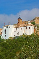 Archidona, Hermitage of Our Lady of Grace, Andalusia, Malaga province, Spain, Europe.