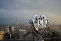 Viewing platform in new york