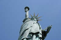 Statue of Liberty, Paris, France