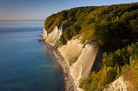 Cliffs at Jasmund National Park
