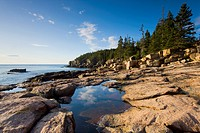Beach at Acadia National Park
