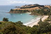 Mawhitipana Bay, Waiheke Island, Hauraki Gulf, Auckland Province, New Zealand
