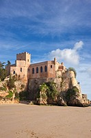 Fortaleza de Sao Joao, Ferragudo, Algarve, Portugal