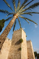 Walls of Alcudia, Majorca, Spain