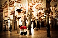 Great Mosque of Cordoba. Spain