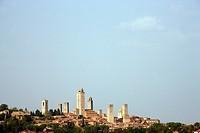 Tuscany, Italy, San Gimignano