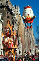 Humpty balloon at Macy´s Thanksgiving Day Parade