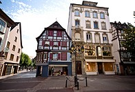 old city of Colmar in France